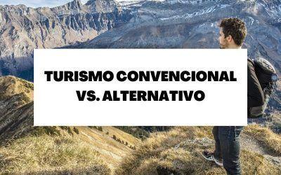 Conoce estos diferentes tipos de turismo: convencional y alternativo